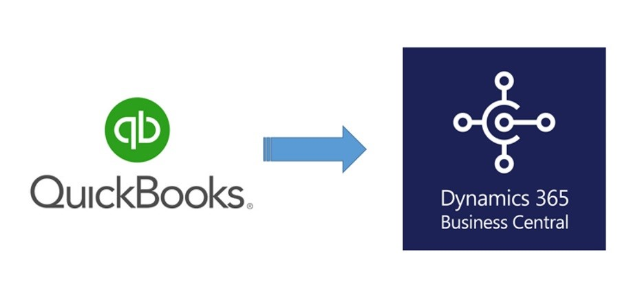 QuickBooks to Business Central